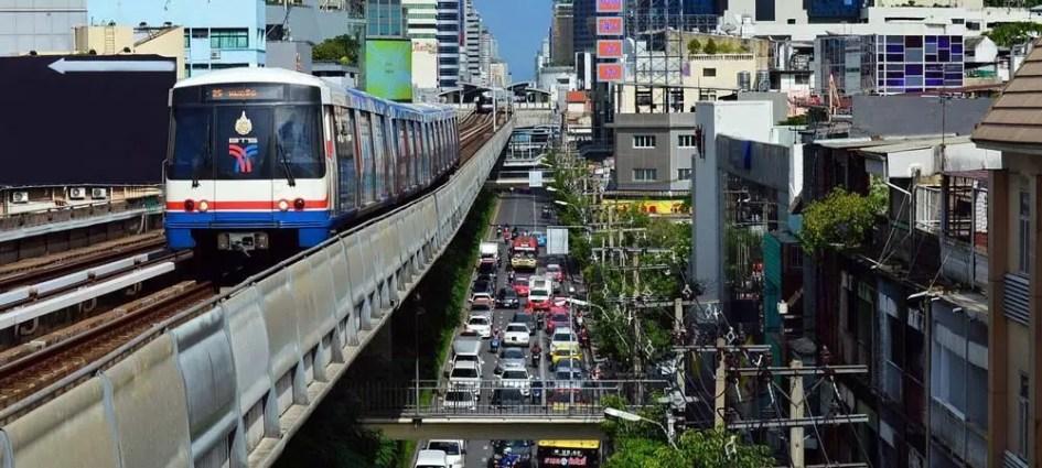 Thailand Travel Tips - Metro
