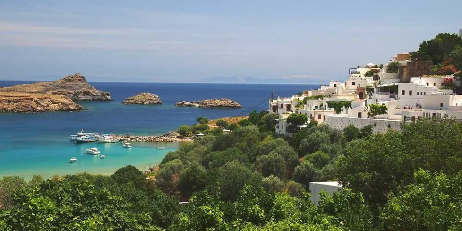 Best places to stay in Rhodes
