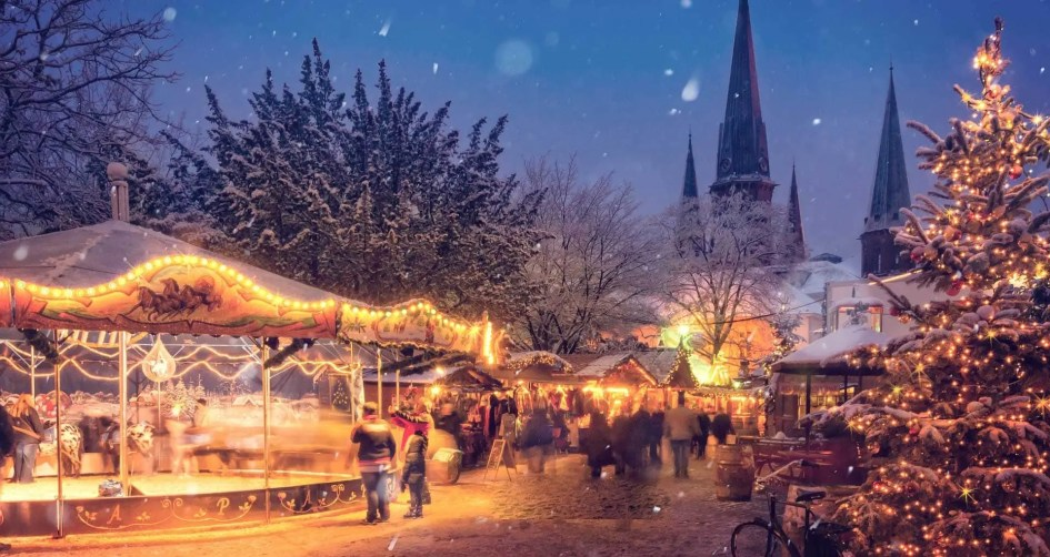 Best Christmas markets in Europe - Homepage