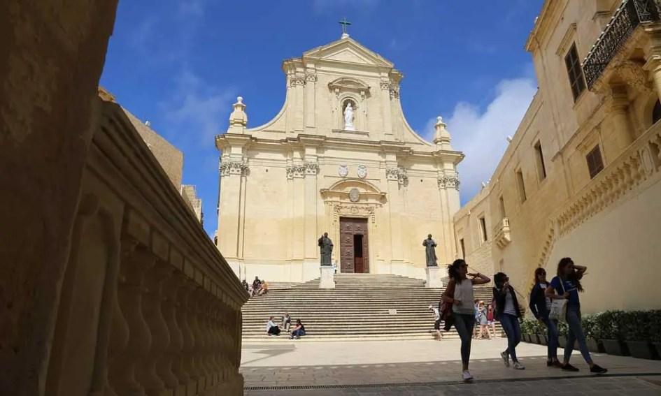 Victoria, Gozo walking tours