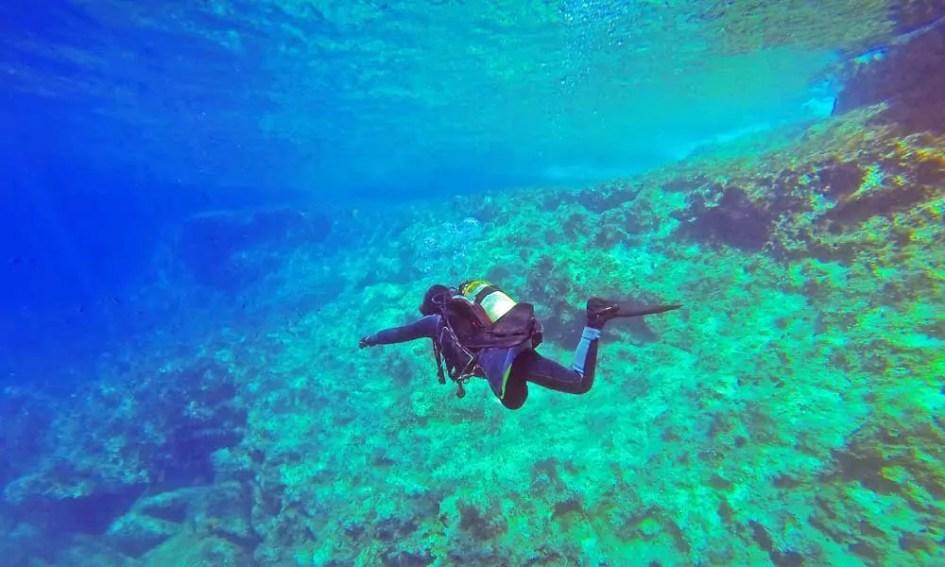 Malta scuba diving tours