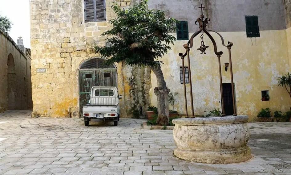 Places to visit in Malta - Rabbat