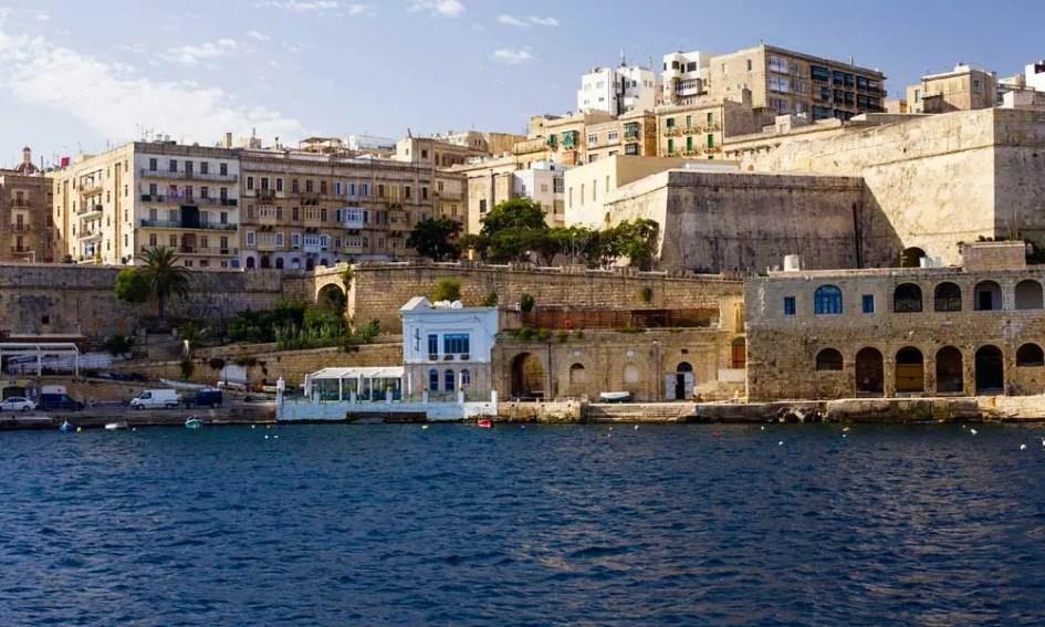 Valletta Harbourside