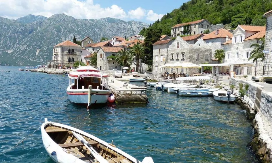 Where to go on holiday in 2019 - Montenegro - holiday inspiration and ideas