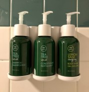 Shower Wall-Mounted Dispensers