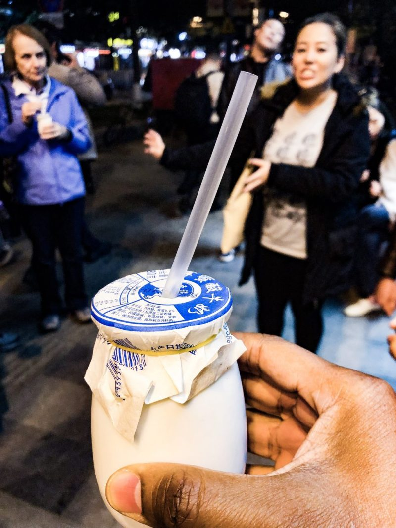 Old Beijing Yogurt