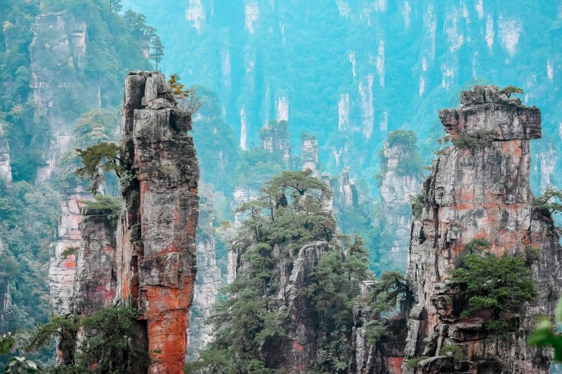Zhangjiajie Forest Park, China