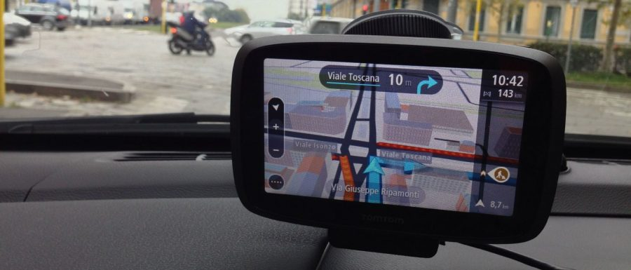 TomTom GO 500 HD-Traffic