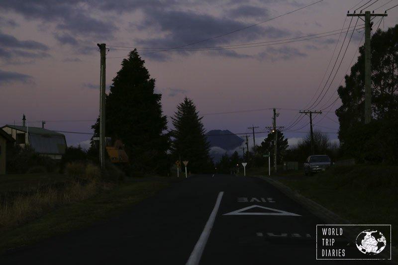Tongariro National Park Village, NZ