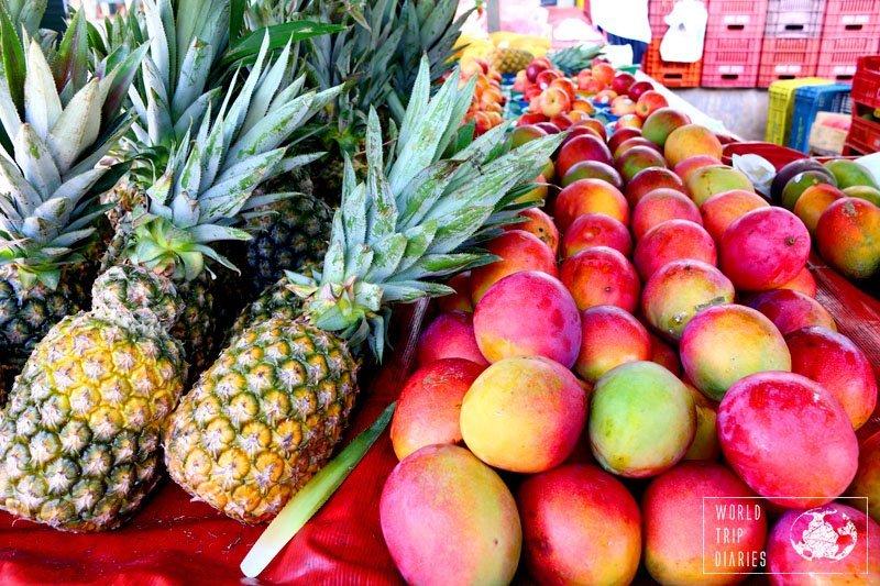 fruits brazil