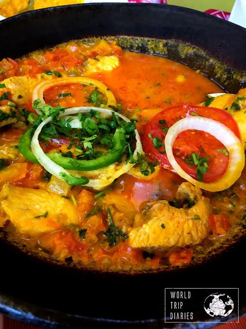 moqueca brazilian food