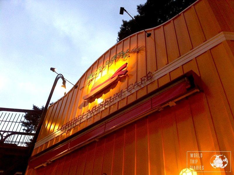 Ghibli Museum Café