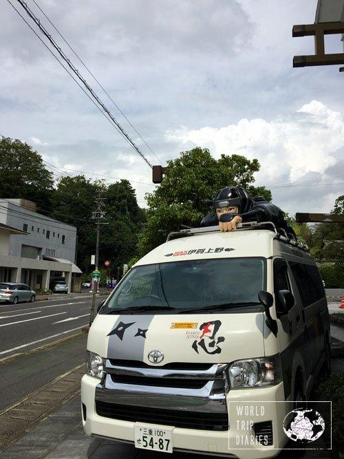 Iga-Ueno ninja
