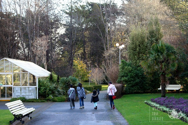 Queen's Park, Invercargill