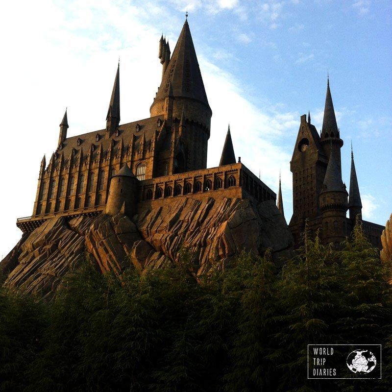 hogwarts universal japan