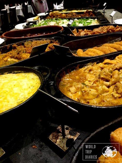 buffet restaurant brasil