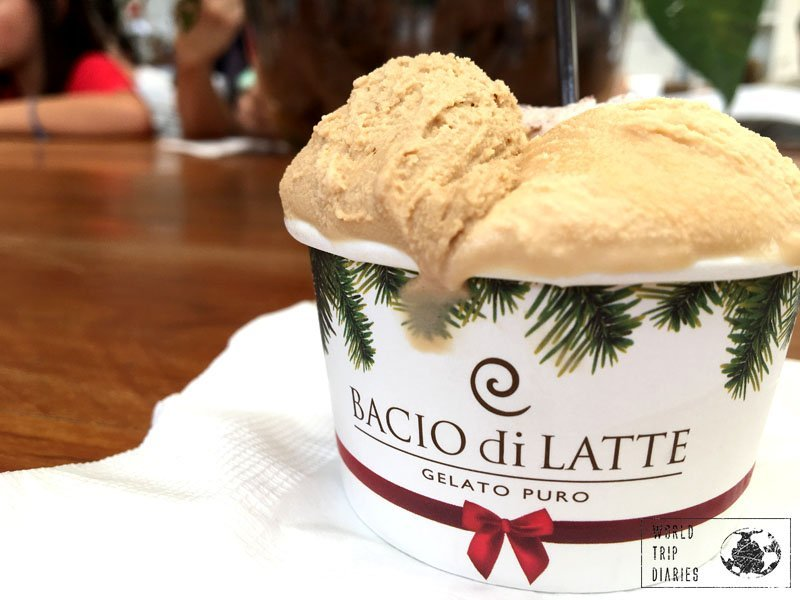 bacio di latte restaurants brazil
