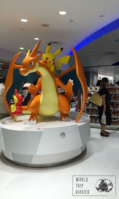 Pokémon Center, Tokyo, Japan