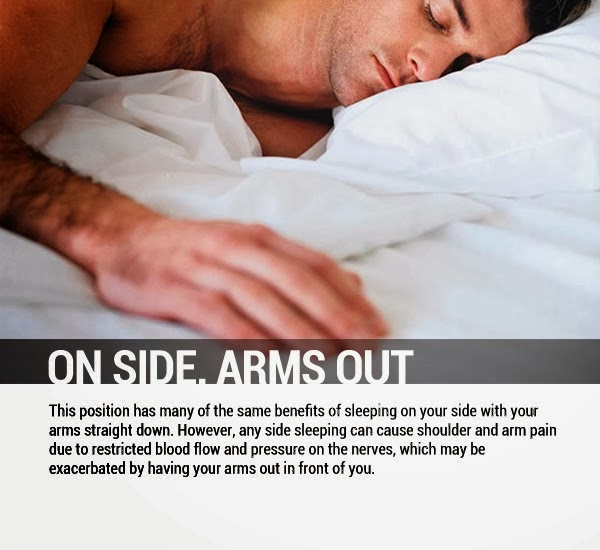 8 Sleeping Positions and Their Effects On Your Health