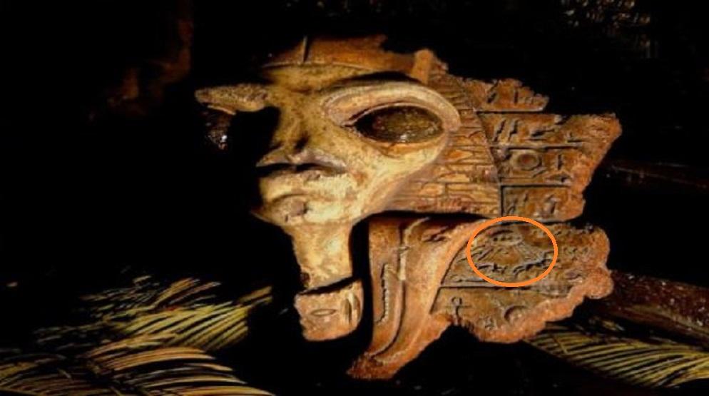 ARTICLE ALIENS KEN PFEIFER 10 19 16 PIC 1 - Artefactos egipcios de origen alienígena descubiertos en Jerusalén y mantenido en secreto por el Museo Rockefeller
