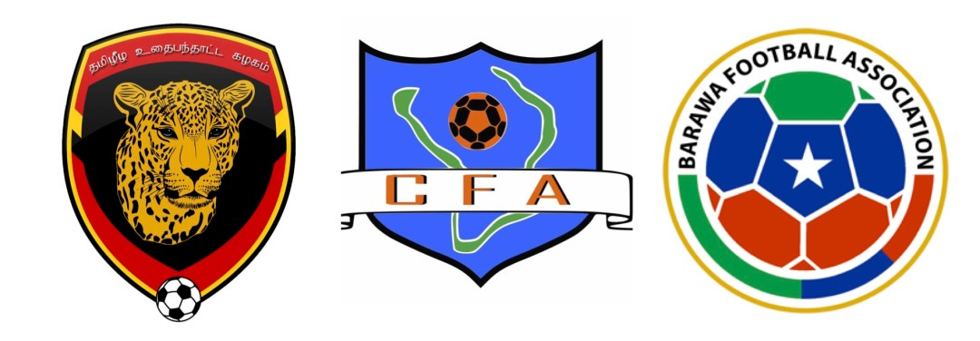 Revised team logos