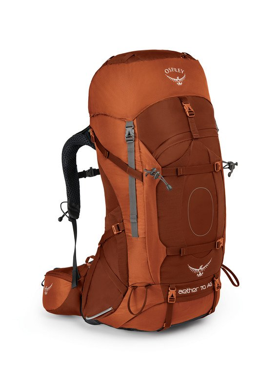 OSPREY AETHER 70L  travel backpack