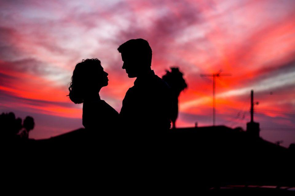Image of a beautiful couple