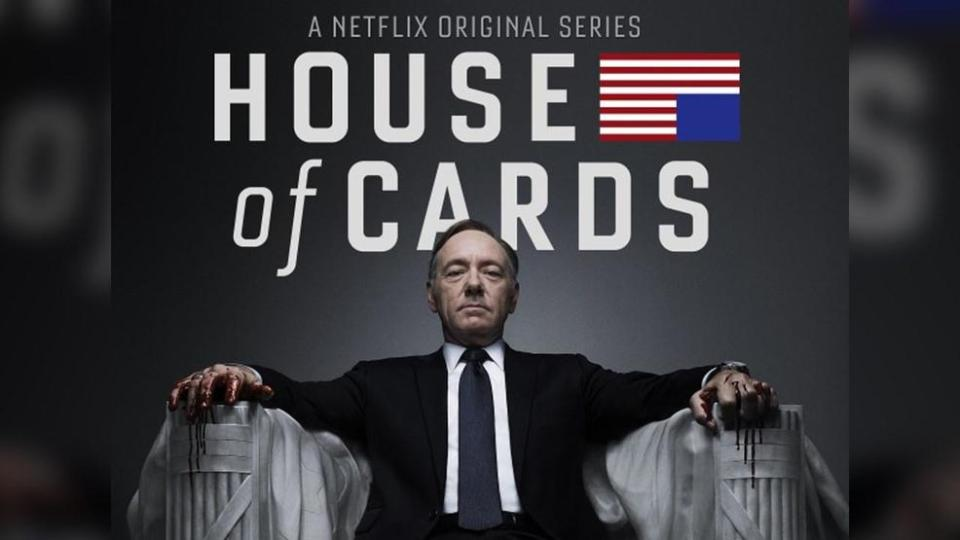 Image of Netflix's Original House of Cards