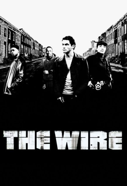 "Image of the TV show ""The Wire"""