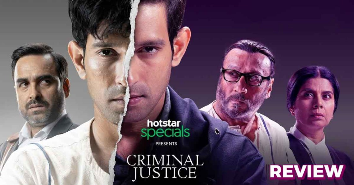 Image of Hotstar's Criminal Justice