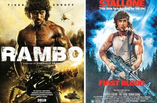Rambo Bollywood remake