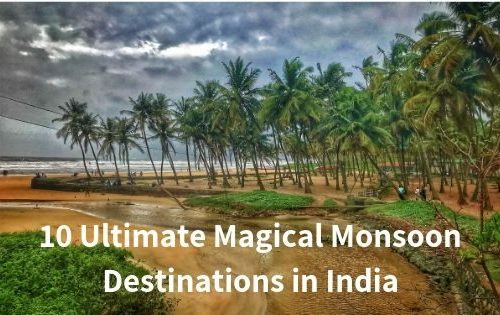 10 Ultimate Magical Monsoon Destinations in India 5
