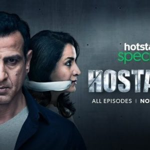 Review of Indian TV Series 'Hostages' on Hotstar 1