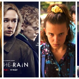 Best Tv series on Netflix for Halloween