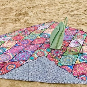 sand-free beach towel