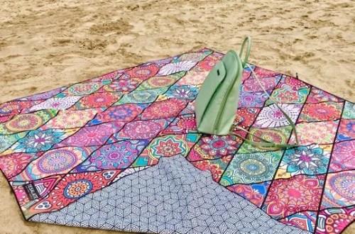 sand-free beach towel