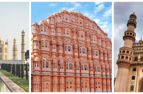 22 Iconic Historical Places in India That are Worth Visiting 3