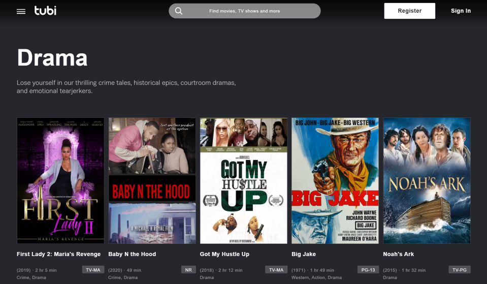 15 Safe and Free Movies streaming Sites 2020 (Online) 7