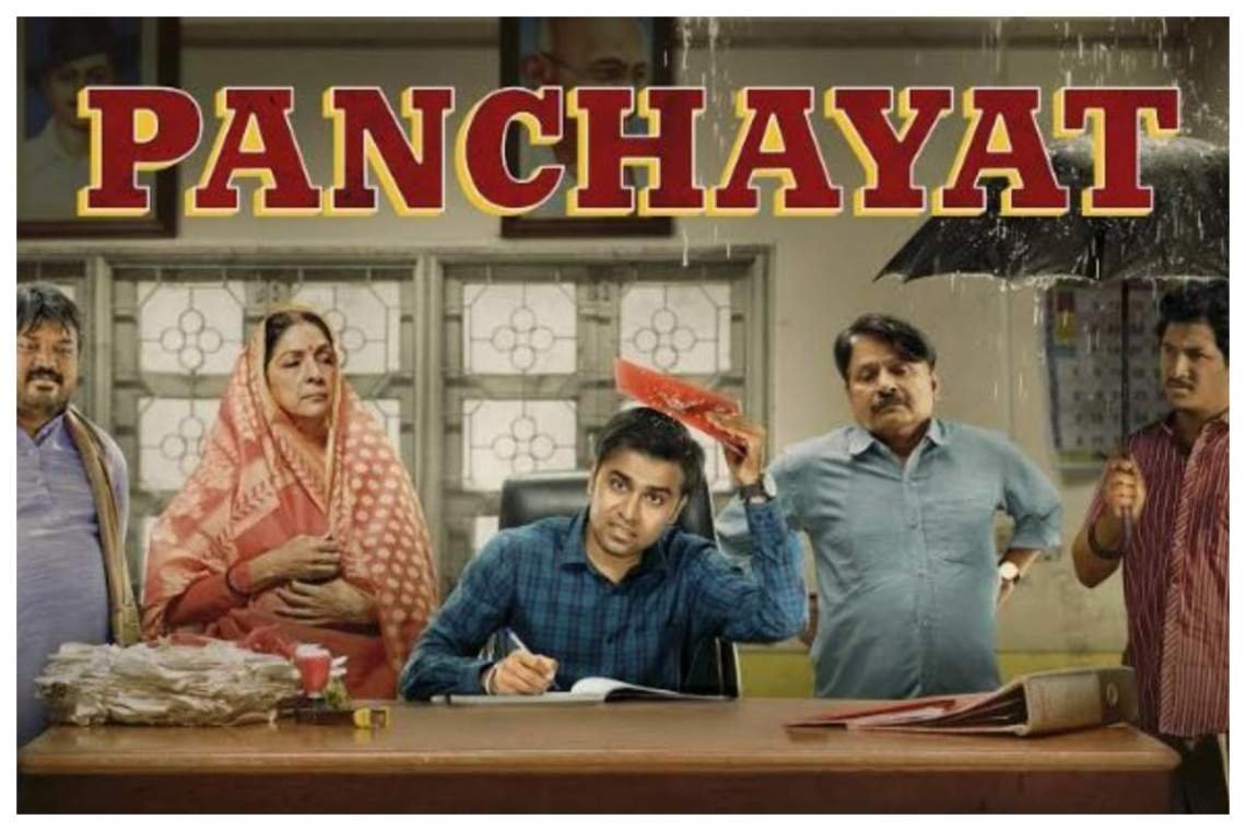 'Panchayat' Review: An Appealing Glimpse of Indian Village Life 1