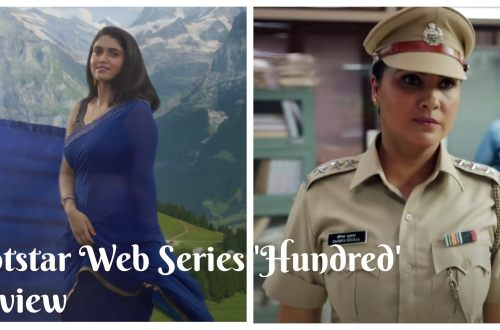 Latest Disney Plus Hotstar Web Series 'Hundred' Review 2
