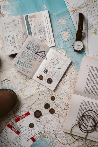 travel document for how to plan a business trip