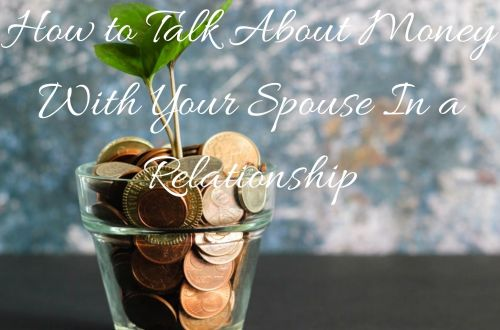 How to Talk About Money With your Spouse Efficiently 3