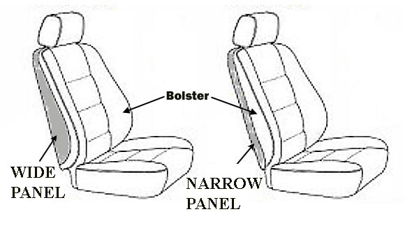 Seat Upholstery, Carpet Sets, Headliners, Door Panels and