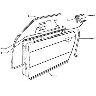 1967 Camaro Headlight Door Wiring Diagram 1967 Camaro