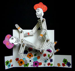 Muertos Amorosos toy