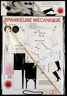 Spankeuse Mecanique toy