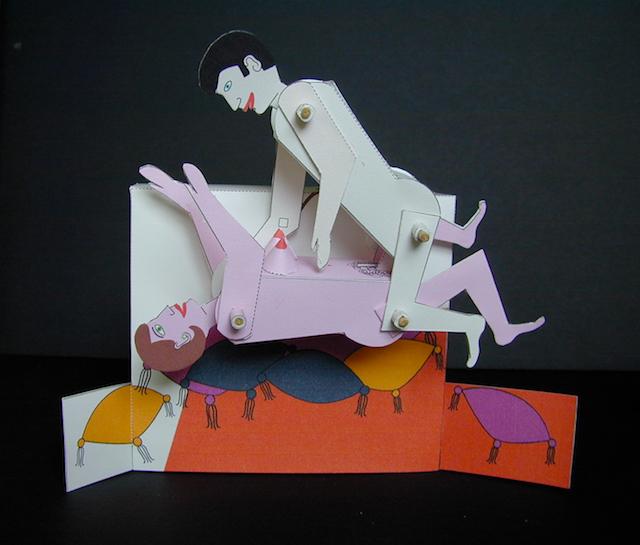 Polymorphous Perversions toy
