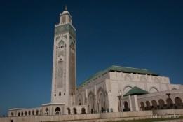 Gran Mosque in Casablanca, Morocco