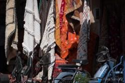 Souk in Marrakesj, Morocco