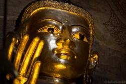Buddha in bronze